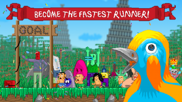 Become the fastest runner!